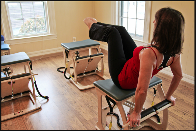 Lengthen and Strengthen Your Core